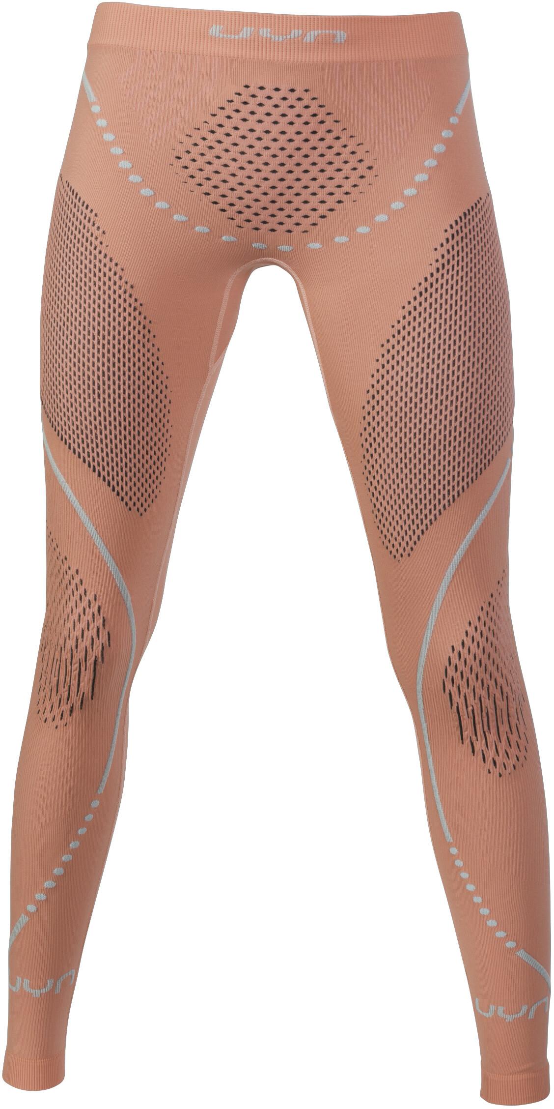 UYN Evolutyon UW Long Pants Women Coral Anthracite Aqua  21518fdcd8d